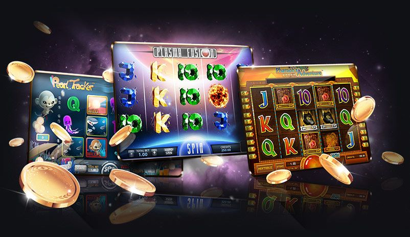 Play Online Slots on A Free Credit Now at SLOT1234